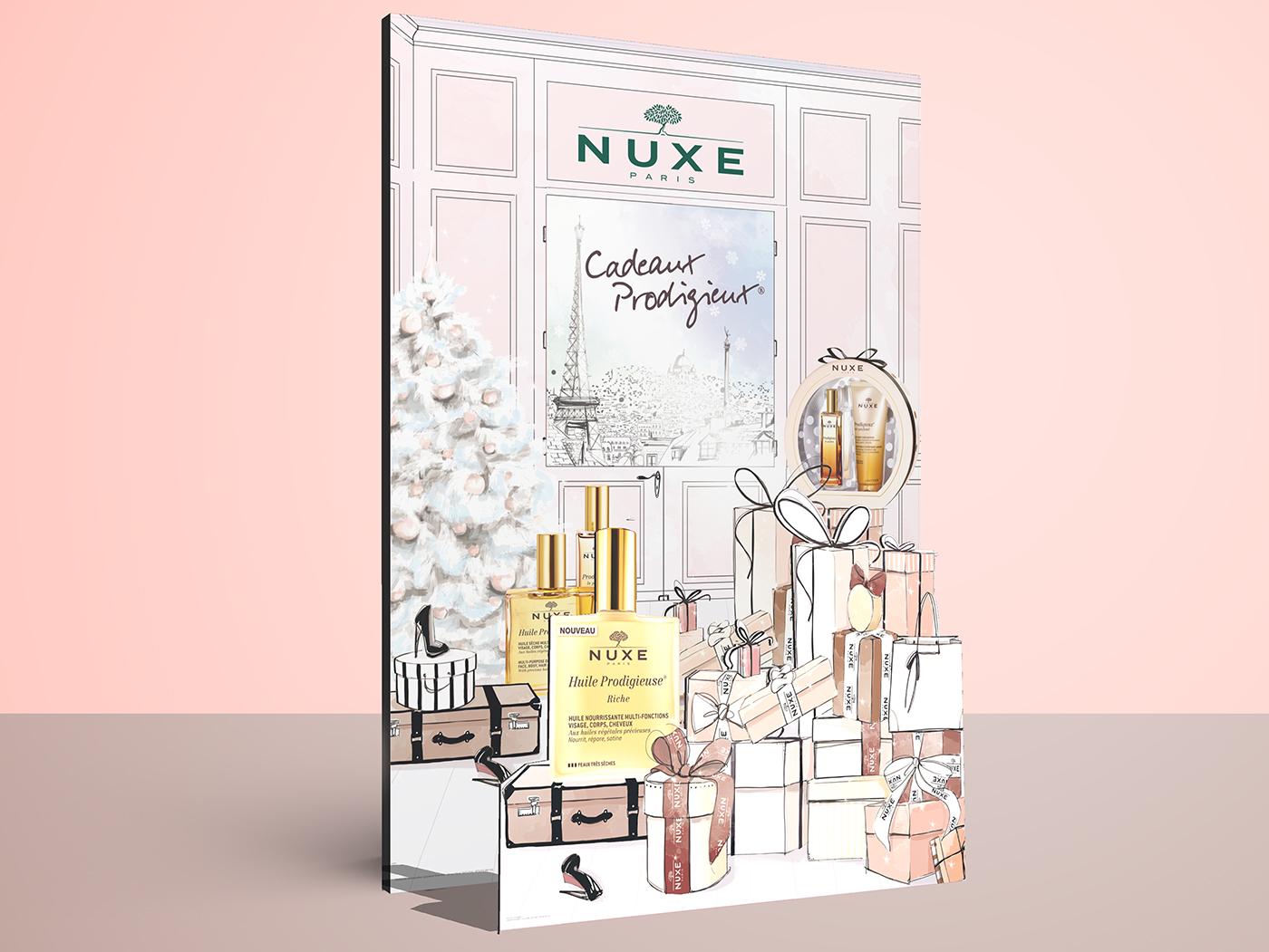 Nuxe Cosmetics