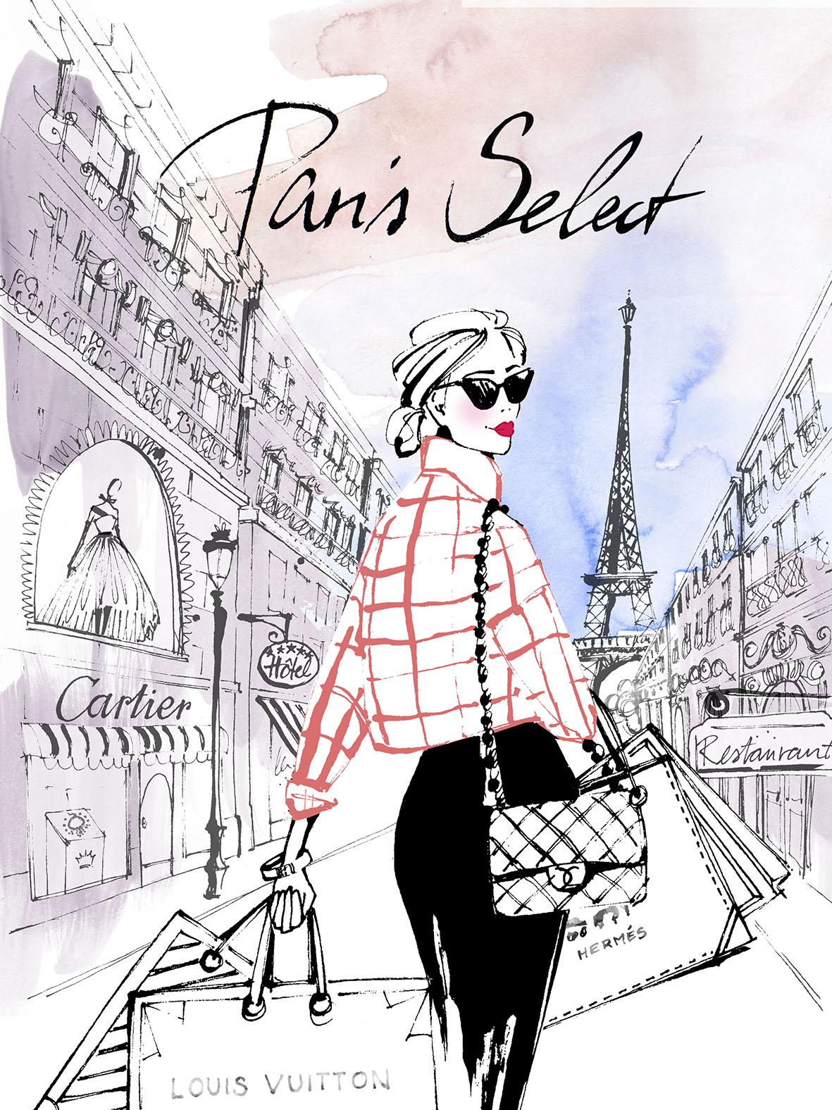 Paris Select Mag
